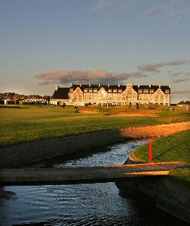 Carnoustie Golf Course, Scotland